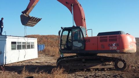 Началось строительство второй карты межмуниципального полигона захоронения отходов Энгельсского Экотехнопарка