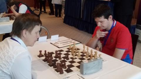 Денис Палин и сборная России вышли в лидеры чемпионата мира