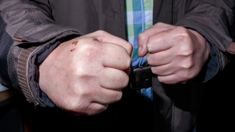 Пьяный пассажир тонированной «Лады» избил полицейского