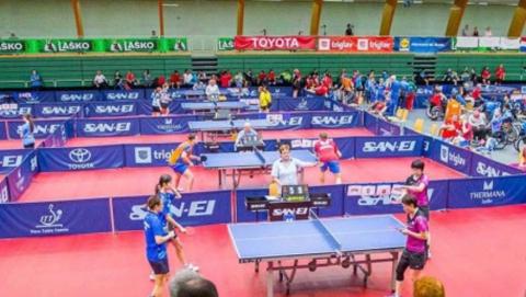 Саратовские теннисистки-паралимпийцы вышли в плей-офф чемпионата мира