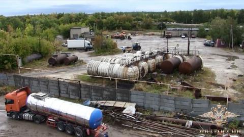 Подпольный нефтезавод в Саратове «отмыл» 60 миллионов рублей