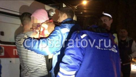 Пьяная водитель-женщина устроила ДТП с семью пострадавшими