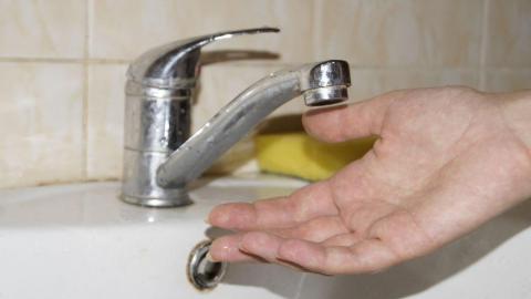 В центре Саратова отключена вода до 17.00