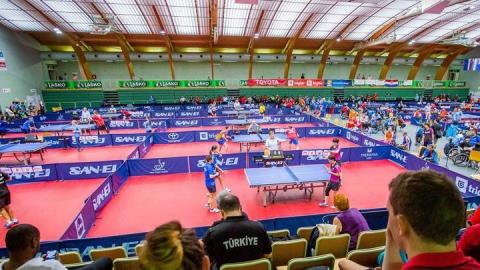 Саратовские теннисистки-паралимпийцы закончили чемпионат мира в четвертьфинале