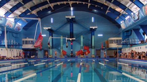 Отопление в бассейне «Саратов» появится 23 октября