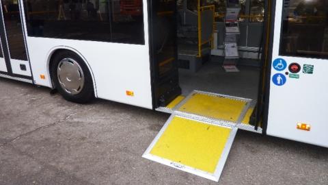 В Саратове насчитали лишь 44 доступных для инвалидов автобуса
