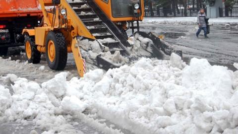 Складирование снега в Кировском районе Саратова могут запретить