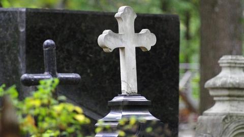 Полицейские поймали кладбищенских воров