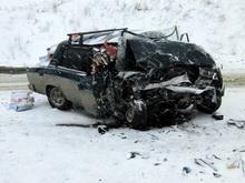 В сегодняшней автокатастрофе погиб внук депутата-эсэра