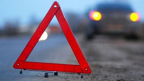 В аварии на трассе разбились пять человек