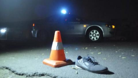 Автолюбитель на «Ладе» задавил пешехода