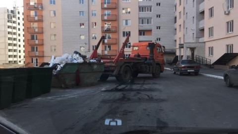Мусоровывозящие компании Саратовской области продолжают плановую замену техники