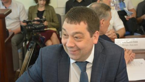 Место Бусаргина в администрации занял бывший глава Заводского района