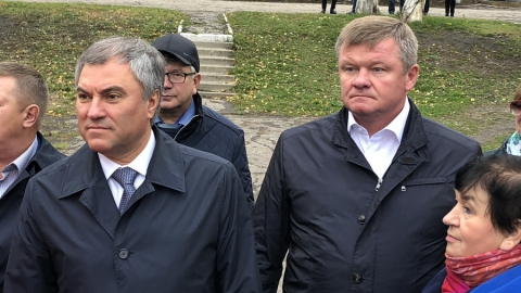 Вячеслав Володин заявил о запуске проекта скоростного трамвая в Саратове