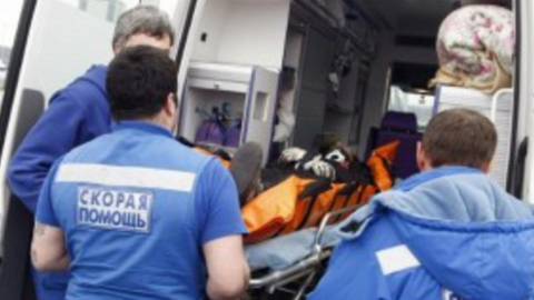 Пять человек разбились в лобовой аварии