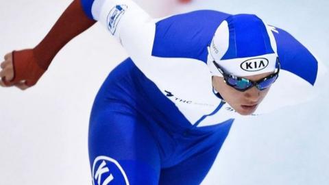 Саратовский конькобежец сегодня выиграл «золото» и «серебро» чемпионата России