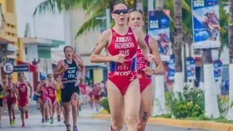 Саратовская триатлонистка выиграла этап Кубка Европы
