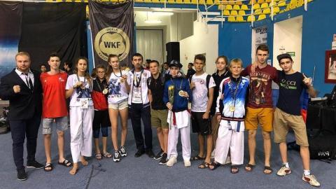 Братья-каратисты победили на турнире в Мексике