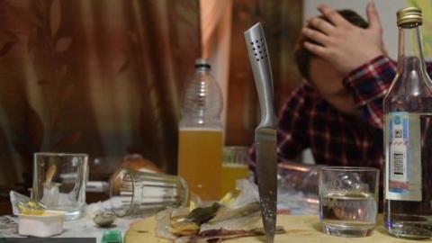 Пьянка закончилась массовой дракой и убийством
