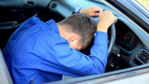 В «Форде» нашли труп водителя