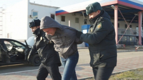 На границе задержали экстремиста