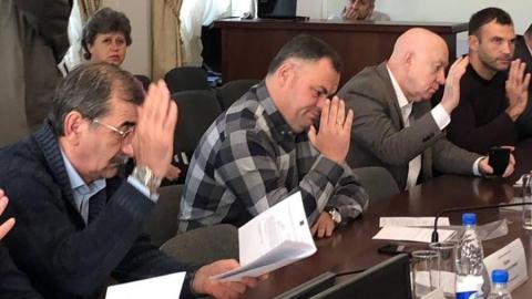 Думская комиссия согласовала отставку Алексея Березовского