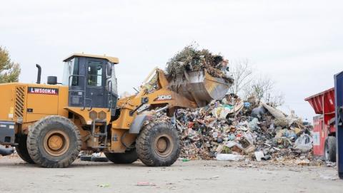 Более 75 тысяч тонн мусора поступило на концессионные объекты с начала работы Регоператора