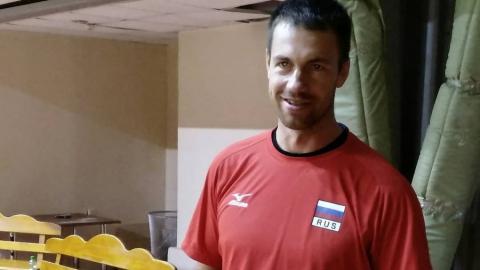 В «Протоне-Саратов» - 203-сантиметровый тренер