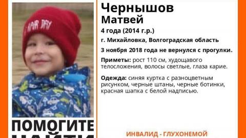 Саратовские волонтеры выехали на поиски глухонемого ребенка в Волгоградскую область