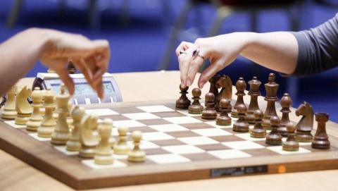 Наталья Погонина одержала первую победу на чемпионате мира
