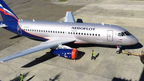 Рейс Саратов - Москва задержали на полтора часа
