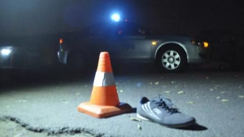 Водитель без прав задавил двух пешеходов и скрылся