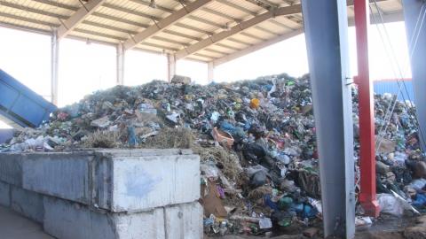 За выходные на мусоропереработку поступило 3300 тонн отходов
