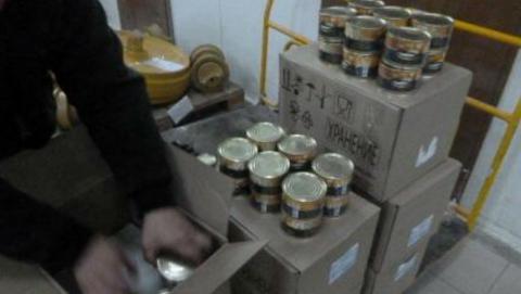 В Саратов не пустили мясные консервы из Казахстана