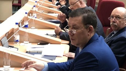 Депутаты отказались от повышения арендной ставки для СПГЭС