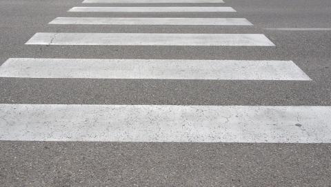16-летний водитель сбил ровесника на переходе