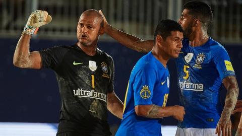 Нападающий «Дельты» помог бразильцам обыграть сборную Объединенных Арабских Эмиратов