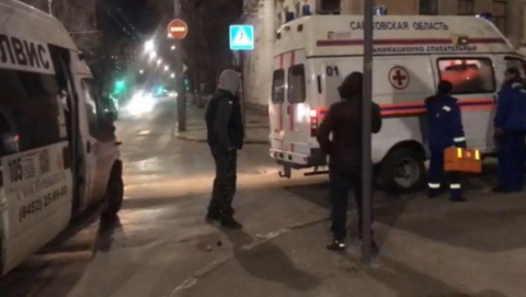 "Пассажирка маршрутки разбилась в аварии со ""Шкодой"""