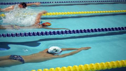 Пловцы из Энгельса выиграли пять медалей чемпионата России