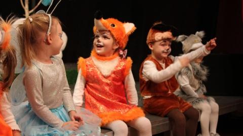 Детская студия «Кубик» стала лауреатом всероссийского творческого конкурса