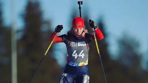 Саратовская биатлонистка отобралась на IBU Junior Cup
