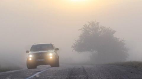 Риск автомобильных аварий в Саратовской области сегодня повышен