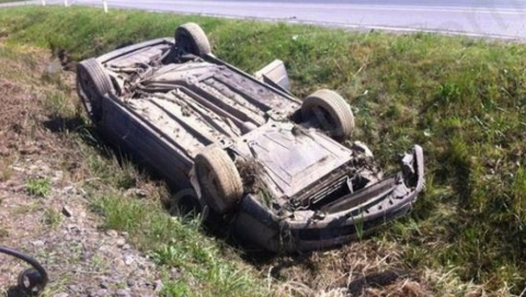 Мужчина на «Фольксвагене» погиб в аварии