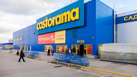 Сеть магазинов Castorama уходит из России