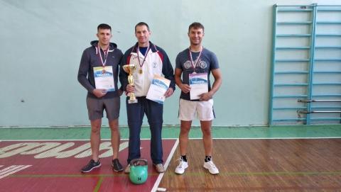 Гиревики Балаковской АЭС показали победные результаты на Кубке атомной станции