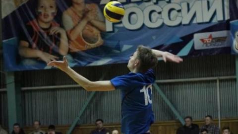 Саратовские волейболисты выиграли партию у чемпиона первой лиги