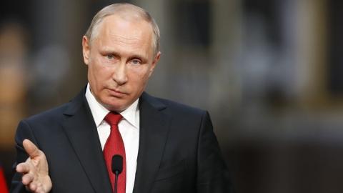 Названа дата ежегодной пресс-конференции Владимира Путина