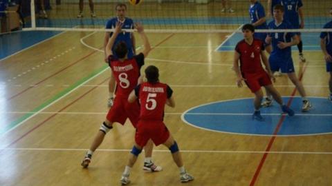 Саратовские волейболисты одержали первую победу в сезоне