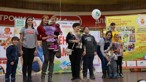 «МК» в Саратове» устроил праздник для мам и их детей