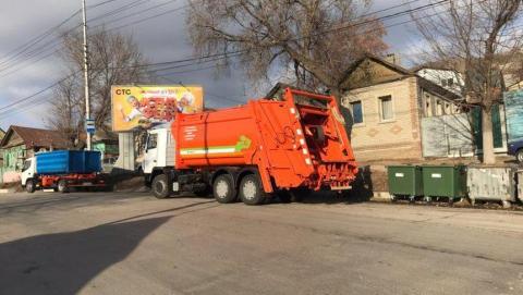 В закупку мусоровозов и контейнеров инвестировано 500 миллионов рублей